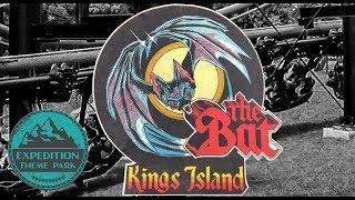 Kings Island and The Failed Arrow Swinging Bat | Expedition Theme Park