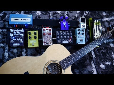 Do Electric Guitar Pedals Work on Acoustic Guitar?