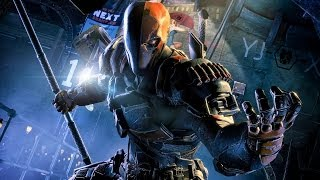Batman Arkham Origins Deathstroke Boss Battle PC Ultra Settings