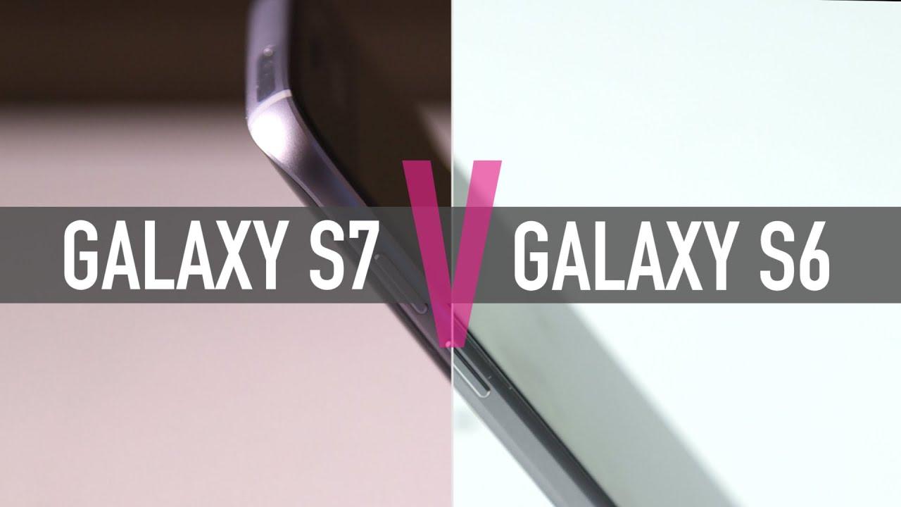 Samsung Galaxy S7 vs Galaxy S6 | TechRadar