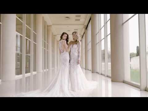 Svatebni Saty Rosa Clara Z Nuance Youtube