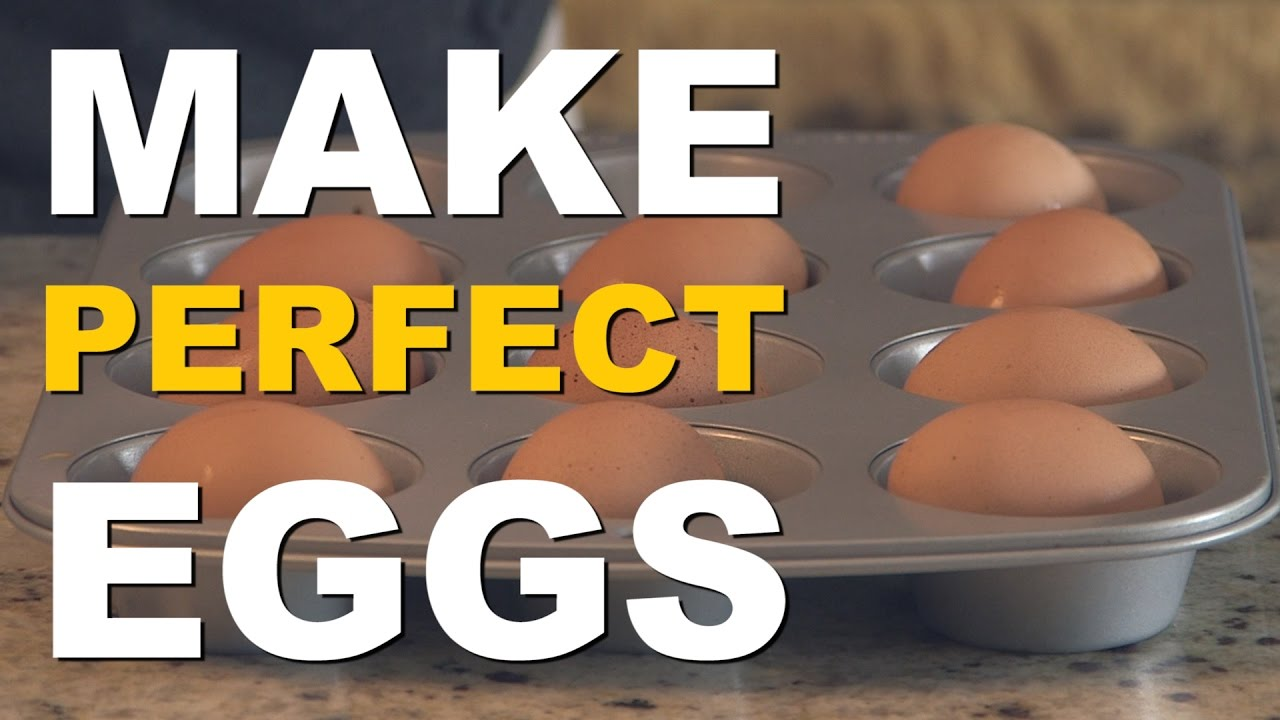 How to Make Hard Boiled Eggs Easy - YouTube