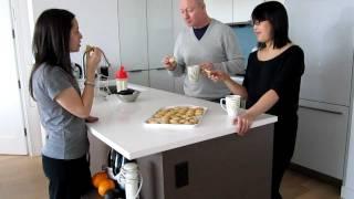 Nyc Food Report - Italian Macaroons
