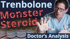 Trenbolone the Monster Steroid - Doctor's Analysis of Side Effects & Properties