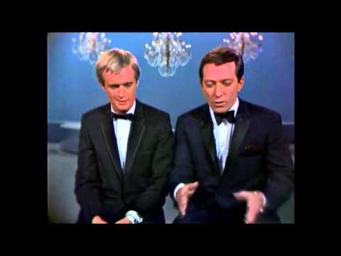 David McCallum on Andy Williams Show- 9-20-1965