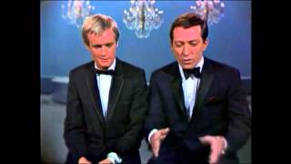 David McCallum on Andy Williams Show- 9-20-1965