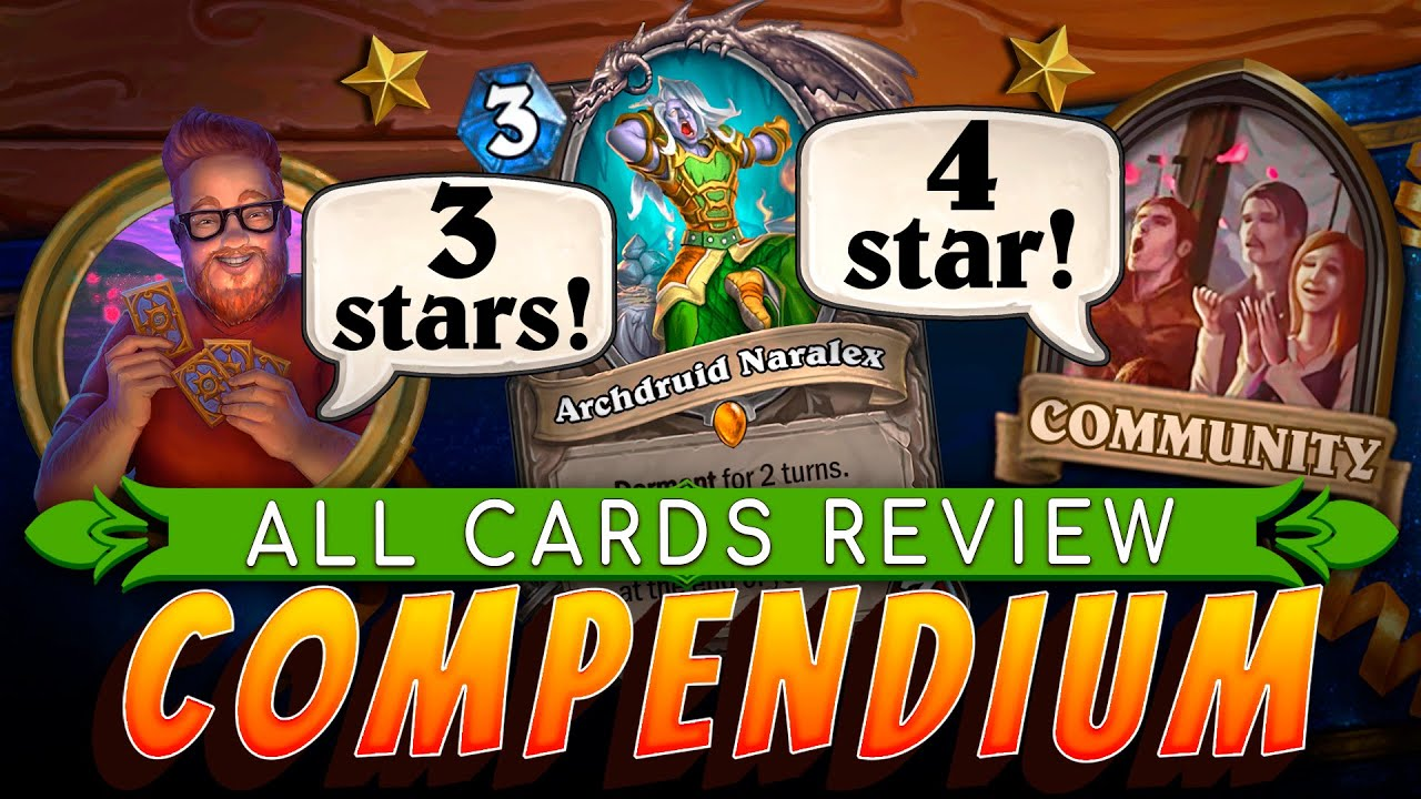 The Best Cards from the Wailing Caverns Mini-Set: Complete Card Review   Hearthstone