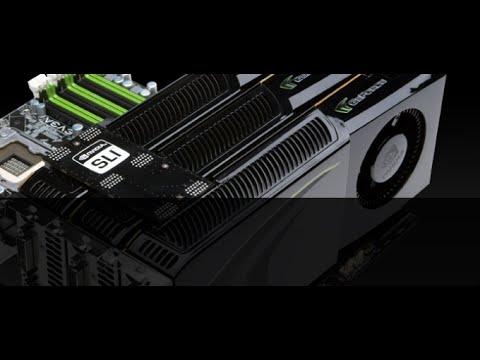 Nvidia SLI en Motherboard no certificada (Different SLI Auto) Windows 10