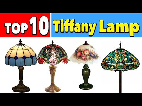 10 Best Tiffany Lamps For Bedrooms Tall | Tiffany Dragonfly Lamps