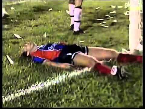 Relembre o jogo entre Bahia e Vitória em 1994 a final de Raudinei