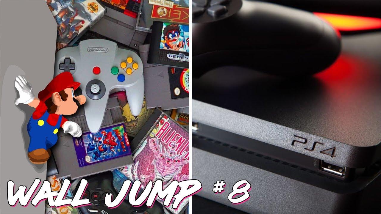 Neue Probleme im Retro-Markt, dafür alte bei Sony… || WALL JUMP #8
