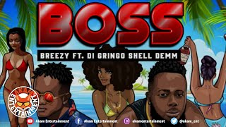 Breezy Ft. Di Gringo Shell Demm - Boss - February 2020