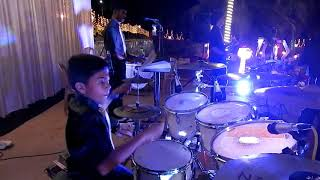 GOAN BAND * CLAY JARS * with their youngest drummer (OUTSTANDING PERFORMANCE BY LEVI )LIKE AND SHARE