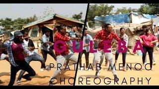 Guleba Dance Choreography| Gulaebaghavali | Prabhu Deva| Hansika| Vivek Mervin|