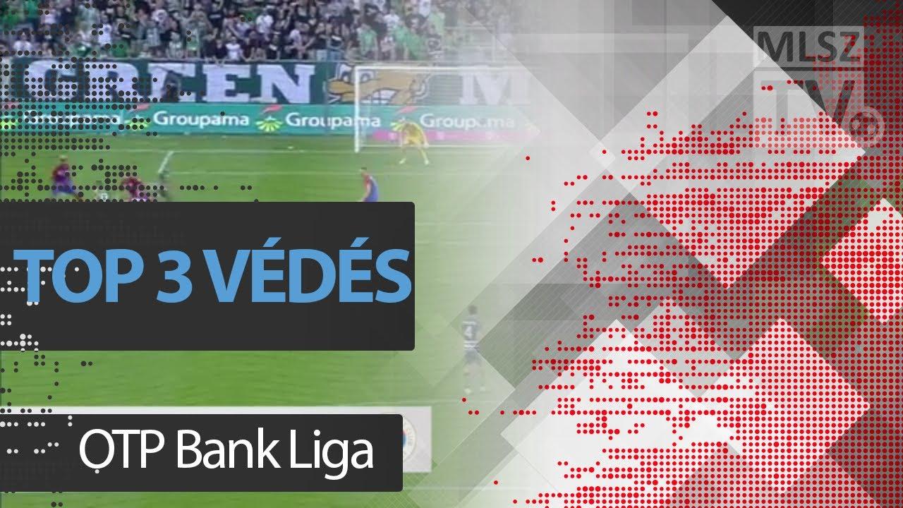 TOP 3 VÉDÉS – 30. forduló | OTP Bank Liga | 2017/2018