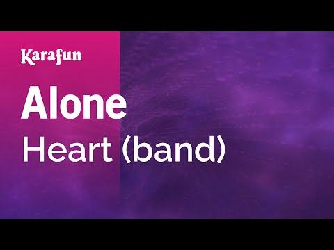 Karaoke Alone - Heart *