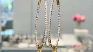 Australian Golden South Sea Pearl Earrings - Cosmopolitan Jewellers