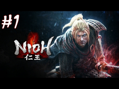 "Nioh | Blind Playthrough | Part 1 ""Irish Samurai"""