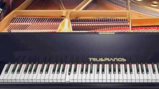 Piano Thing - Muse Piano Tutorial (1/6)
