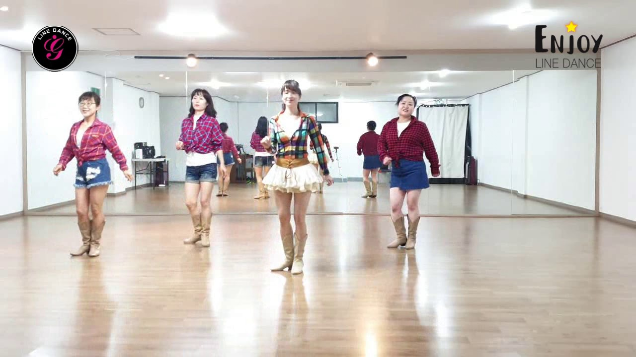 Put On My Boogie Shoes Dance Count Line Dance Youtube