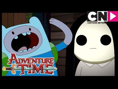 Adventure Time | Blank Girl | Cartoon Network