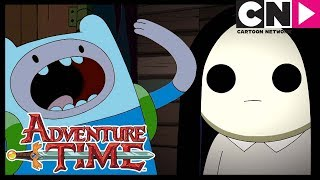 Adventure Time | Blank Girl | Cartoon Network
