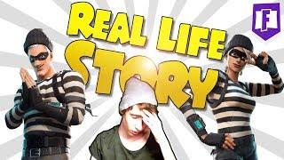 Wir rotzen Omas an 👵 (Real life Story) ➤ Fortnite Rette die Welt #82 • Deutsch • Sharx