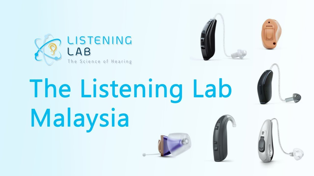 Welcome to The Listening Lab Malaysia: Hearing Care Centre