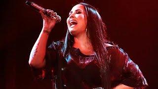 demi lovato   stunning vocals birmingham highlights june 29th 2018