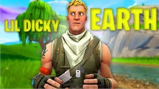 Earth By Lil Dicky - A Fortnite Montage