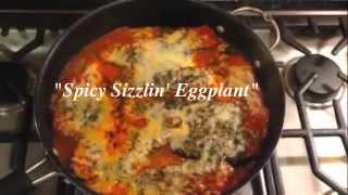 "Vitos Italian Cucina - ""sizzlin Eggplant"""