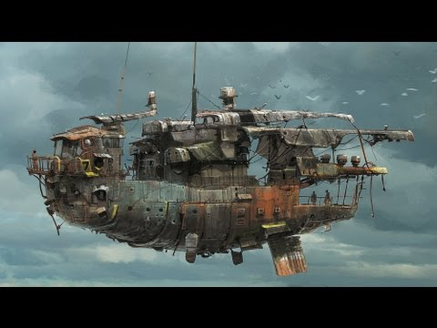 Fallout  Build Your Own Airship