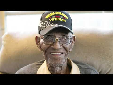 Nation's oldest World War II vet dies at age 112