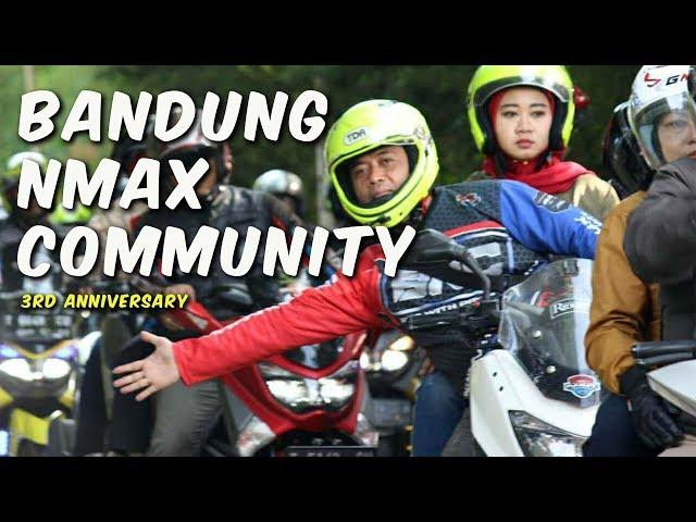 BANDUNG NMAX COMMUNITY 3rd Anniversary 2018