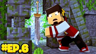 Minecraft: ESPADA ESCONDIDA - SURVIVAL POINTS Ep.6 ‹ EduKof Games ›