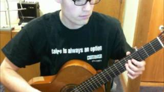 Download Greensleeves Renaissance Classical Guitar in Lute Tuning MP3 song and Music Video