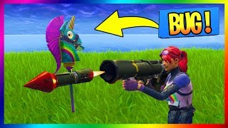 I RATE THIS TOP 1 A CAUSE OF A BIG BUG !!! FORTNITE BATTLE ROYALE