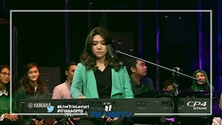 Video LIVE WITH TRIO LESTARI - Tetap Dalam Jiwa (Isyana ft. Nadin) download MP3, 3GP, MP4, WEBM, AVI, FLV Oktober 2017