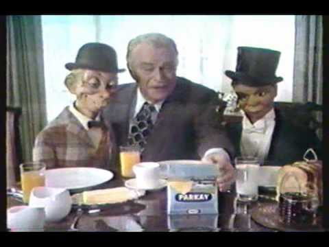 Edgar Bergen and Charlie McCarthy -  1978 Vintage TV Commercial