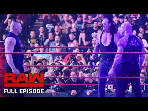 WWE RAW Full Episode, 23 January 2017