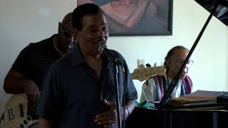 Freddy Eckstine live Jazz at Juneteenth Jazz Fest 2015