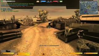 Battlefield 2142: L5 Riesig Battlewalker Gameplay By Aerofix94 |Full HD|