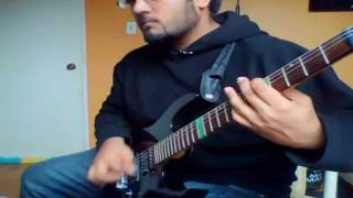 Pitbull - Rain Over me ft. Marc Anthony Guitar / Metal Cover +  tabs