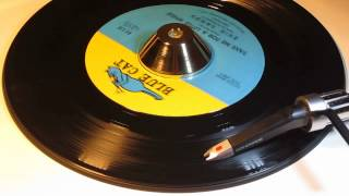 Evie Sands - Take Me For A Little While - Blue Cat: 118