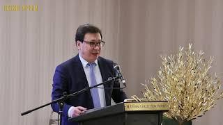 Выступление Мухита Сыдыкназарова на Международной конференции, посвященной 90-летию Е.М.Примакова