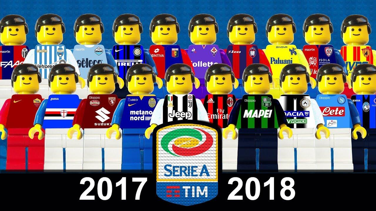 [La Nostra Casa] LEGA SERIE-A Italia Stagione 2018/2019 Forza Calcio !