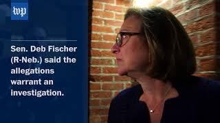 Senators call for ethics probe after allegations against Franken