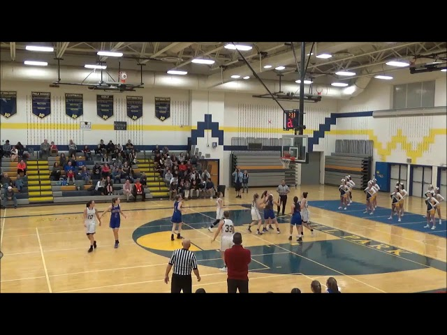 Game Highlights Girls' Varsity: South Glens Falls 31 vs Averill Park 76 (F)