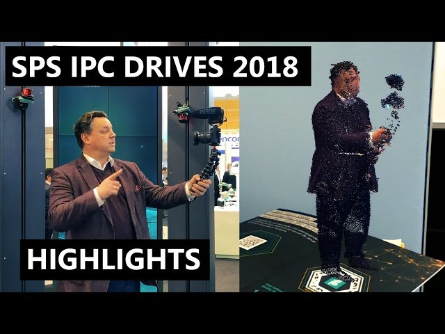 SPS IPC Drives 2018 - Highlights und Neuheiten!