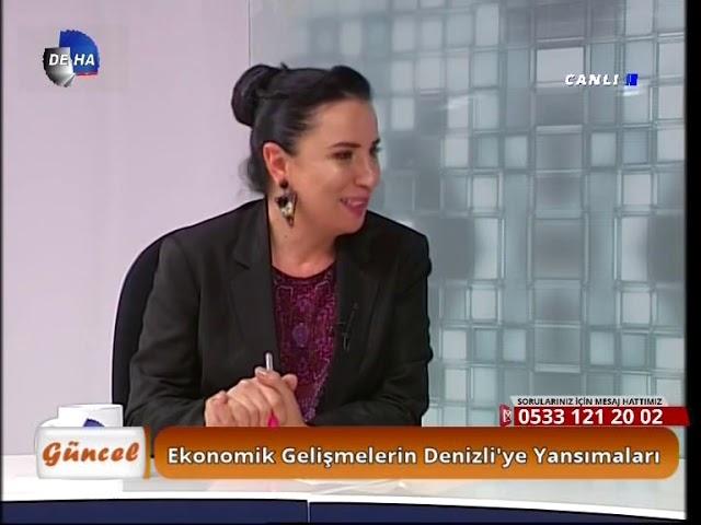 Deha TV-Güncel Programı 19 04 2019